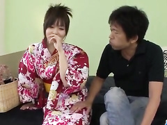 Blowjob, fuck and masturbation from Nozomi Hazuki