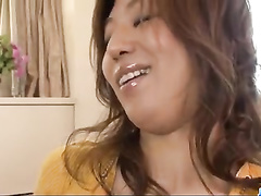 Asian dude loves to lick and suck hairy twat