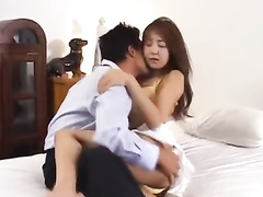 Precious babe gets excitingly licked off and passionately fucked