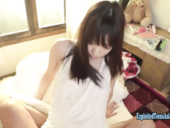 Excitingly tender Japanese girl Reo in hardcore POV porn video